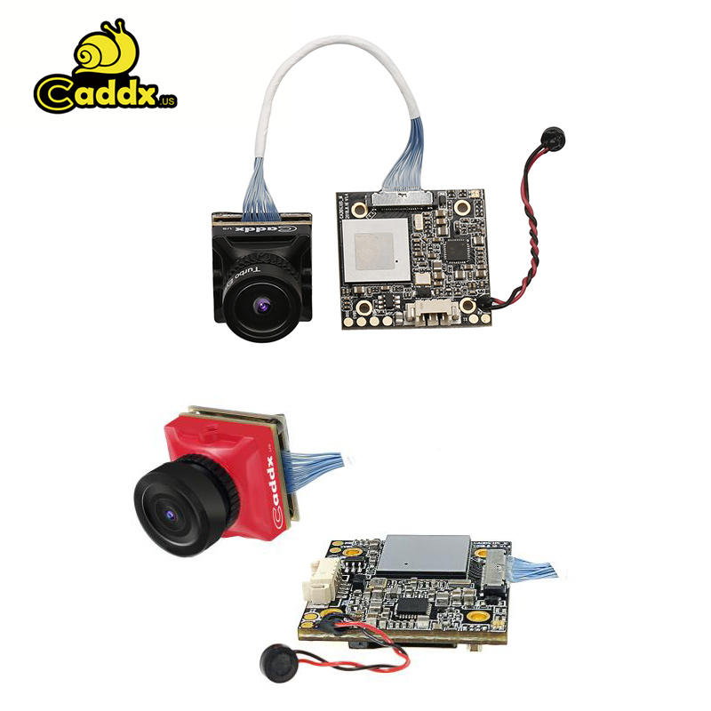 Caddx Turtle V2 800TVL 1 8mm 1080p 60fps 1 2 7 CMOS Super WDR OSD NTSC