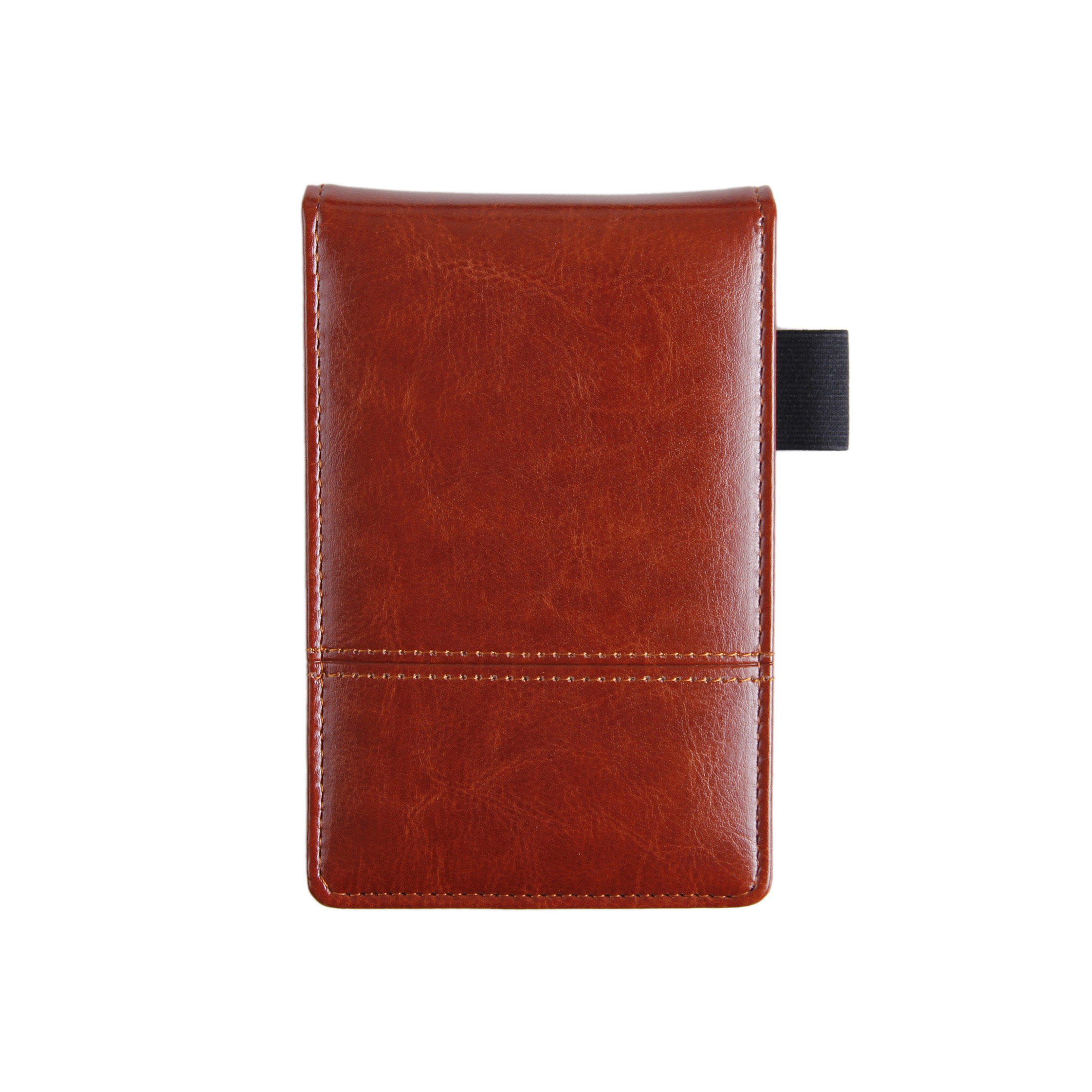 US $9 49  A7 Portable PU Memo Pad with Calculator, Multifunction Pocket  Size PU Notepad with Pen Holder, Business Office Supplies-in Memo Pads from