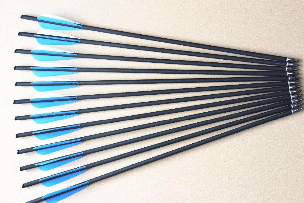 ФОТО 24Pcs Carbon Arrows 22