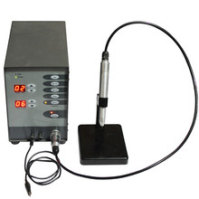 100W 220V High power spot welding machine dental jewelry hardware stainless steel CNC pulse argon welding machine