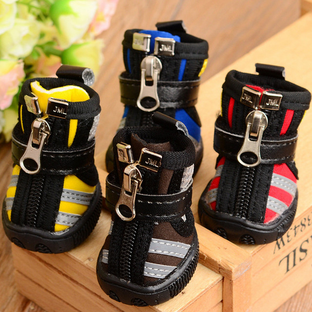 Working Dogs Winter Snow Boots Casual Dog Shoes Pet For Teddy Bichon Kitten Dachshund Er Spaniel Husky German Shepard