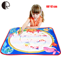 Kids Drawing Toys 60*47cm Water Drawing Mat Magic Water Pen Drawing Board Sea & Princess Baby Play Mat Educational Toys HT3539
