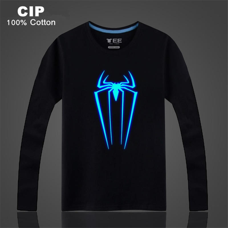 Cip 100% cotton batman tshirt kids 2017 autumn children's clothing baby boys girls t-shirt cartoon t shirt top superhero kids t-4