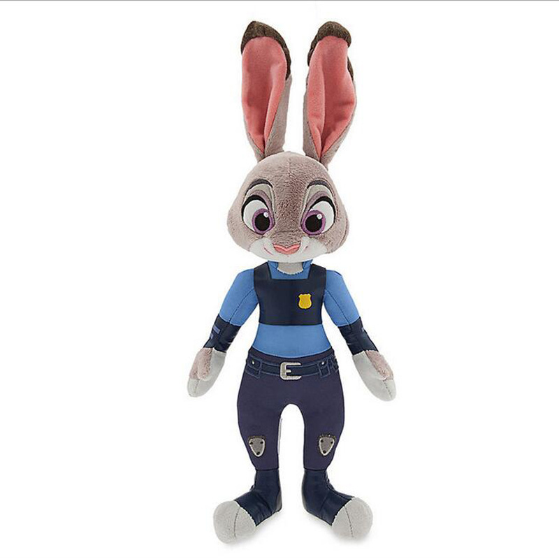 16-30cm Zootopia Judy Hopps Plush Toys Doll Cute Rabbit Judy Hopps Plush Soft Stuffed Animals Toys For Children Kids Gifts