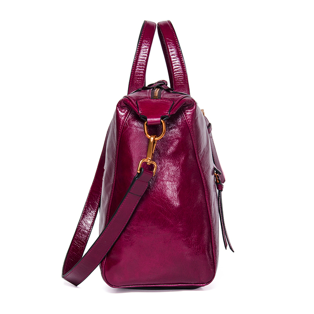 Contact's Fashion Women Bags 100% Genuine Leather Women Handbag Hot Selling Tote Large Brand Bags Luxury Brands Office Bag