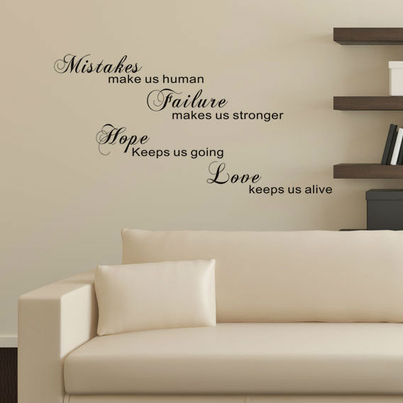 wall decal for office. Interesting Office Papel De Parede Free Shipping Office Study Room Decoration Encouragement  English Letter Wall Sticker Decalsin Stickers From Home U0026 Garden On  And Decal For