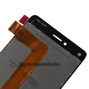 Image 3 - for BQ Aquaris U Plus LCD + touch screen components digitizer accessories replacement BQ Aquaris U plus LCD display components