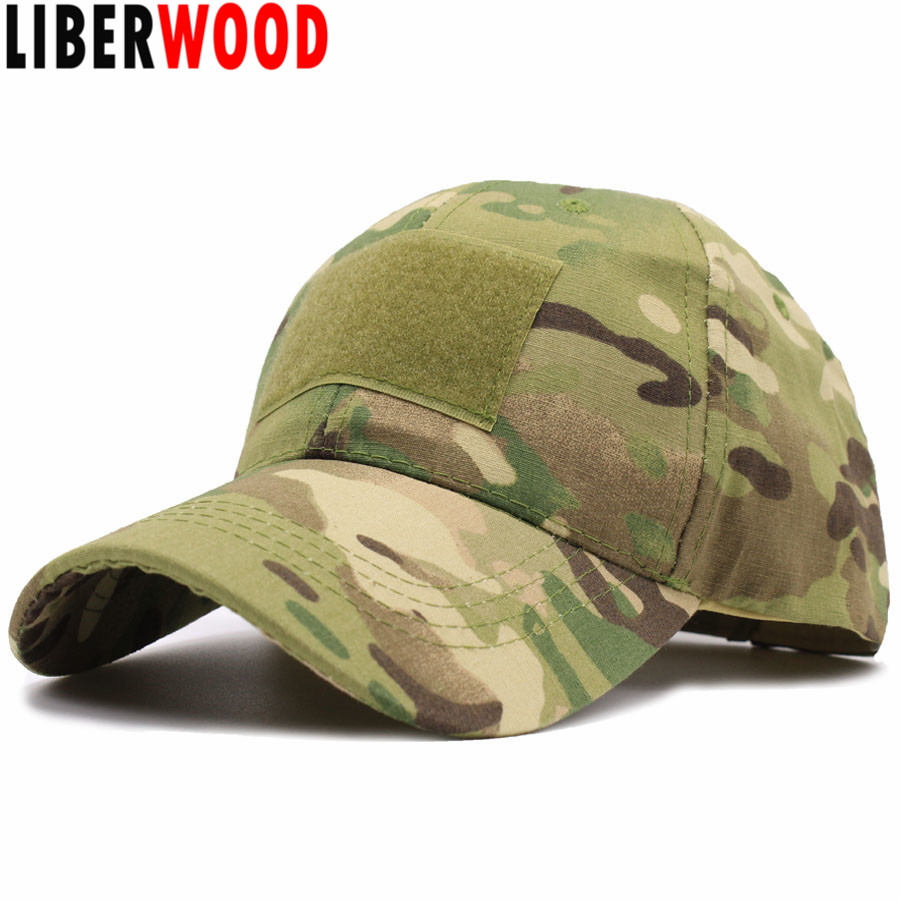 LIBERWOOD Trucker Cap HAT Flag-Hat Patch Operator BLACK Tactical Contractor Camouflage