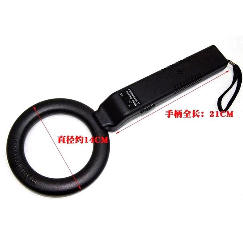 MD-300 ручной металлоискатель ручной инструмент безопасности сканер искатель обнаруживающая машина металлический поисковый сканер комплект тестер безопасности