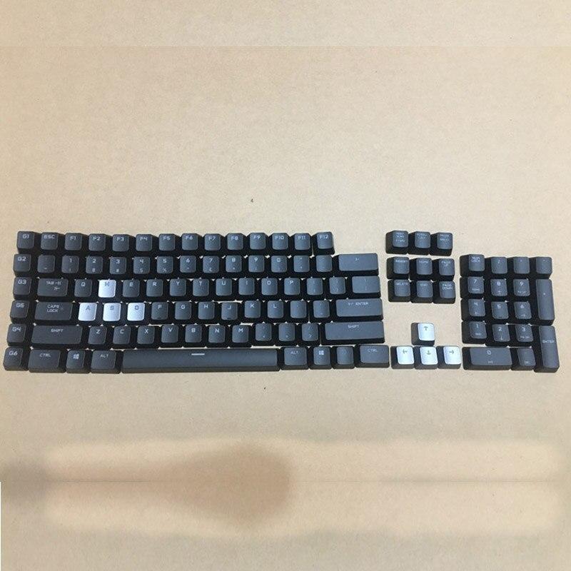 Logitech Logitech G710+ mechanical keyboard original key cap with black backlight key cap logitech g710