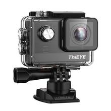 Оригинал ThiEYE T5e WiFi 4 К Действий Камеры 12MP 30fps Встроенный 2 дюймов TFT ЖК-Экран Покадровой Видео A12 Ambarella Процессора