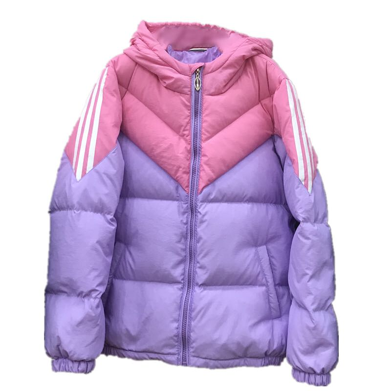 Girls Down Jacket Boys Down Coat Kids Fashion White Duck Down Solid Parkas Children Patchwork Outerwear Kids Winter Clothes Girls Down Jacket Boys Down Coat Kids Fashion White Duck Down Solid Parkas Children Patchwork Outerwear Kids Winter Clothes