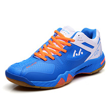 New 2017 Badminton Shoes Acceleration Men And Women's Flexible Badminton Sneakers High Technology Anti-slippery Breathable Shoes