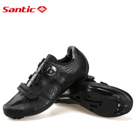 Santic Men Cycling Road Giày Tự khóa Road Bike Shoes Mtb Thể Thao Racing Đội Xe Đạp Giày Breathable Cycling Sneakers