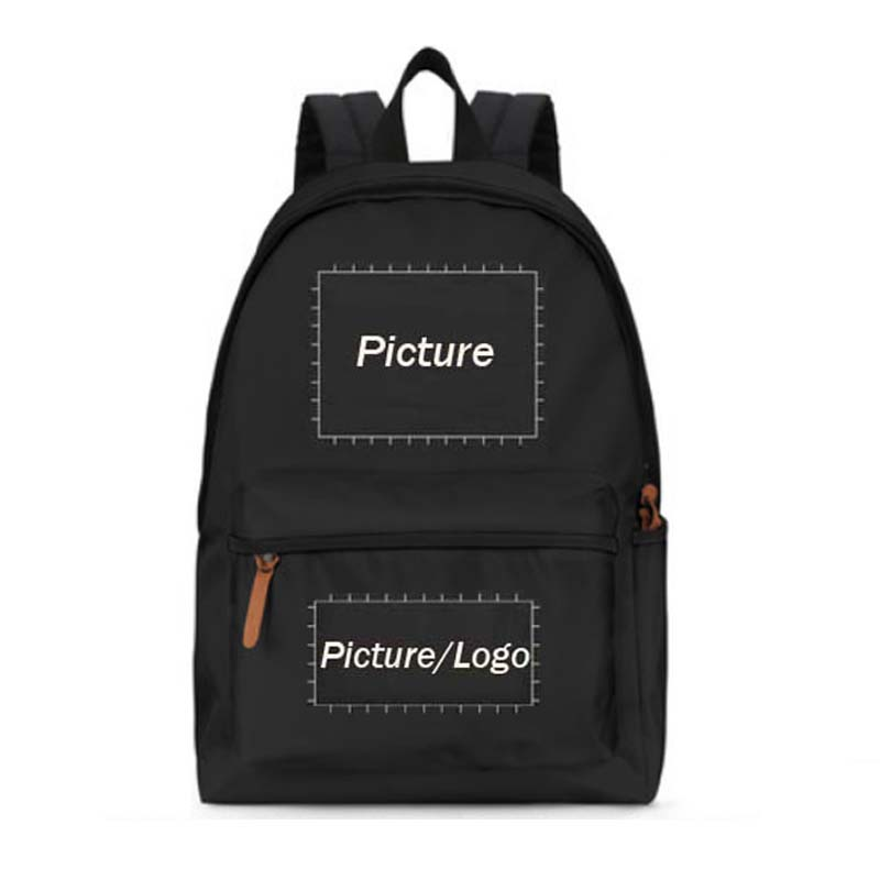 Consumer Electronics Roadfisher Logo Picture Photo Customization Mens Womens Travel Backpack Shoolbag Satchel 15 Laptop Bag Casual Sport Daily Pack Digital Gear Bags