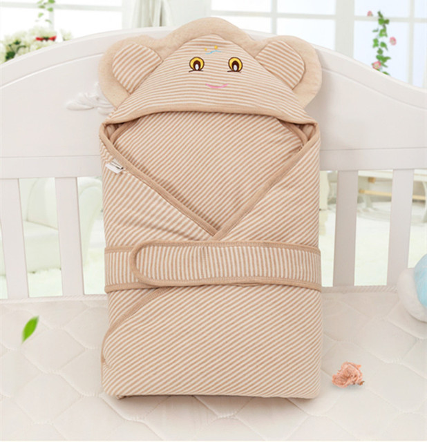 66eac3d719 Newborn Blanket Swaddle Quilt Baby Toddler Newborn Blanket Swaddle Sleeping  Bag Bebi Stroller Wrap