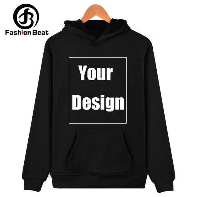 15034911 Customized Men Women Sweatshirt Hoodies Print Your Own Design and Logo  Unique Couple Hoodie Lover Valentine's