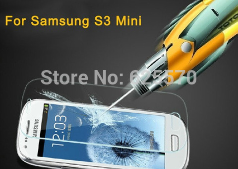 Премиум закаленное Стекло Экран протектор Защитная Плёнки для Samsung Galaxy S3 Mini i8190 Экран протектор