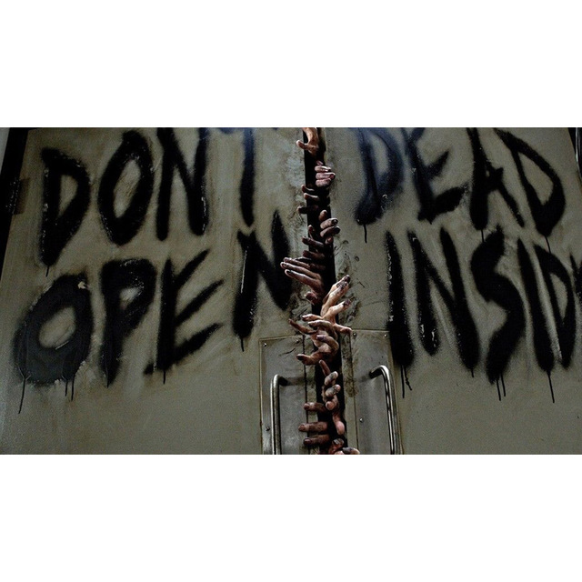 J2183- The Walking Dead TV Zombie Pop 14×21 24×36 Inches Silk Art Poster Top Fabric Print Home Wall Decor