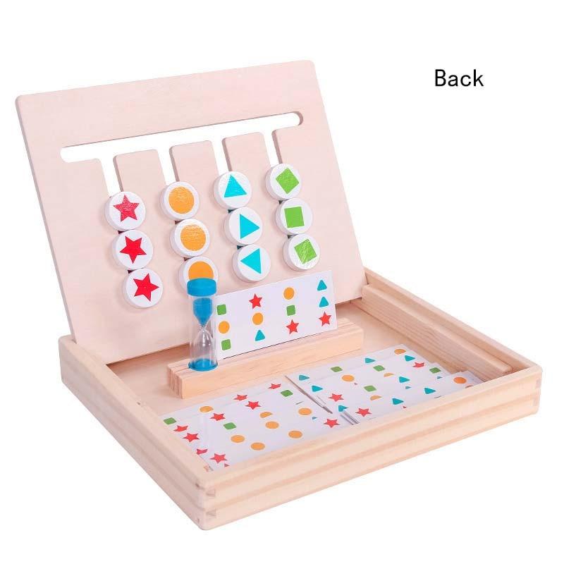 educativos de madeira brinquedos sensorial jogos de montessori 03