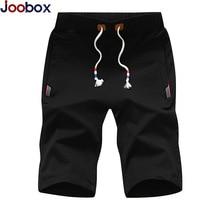 JOOBOX Brand 2017 New Summer Mens Shorts Loose Elastic Cotton100 Casual Jogger Sporting Men Breathable Shorts