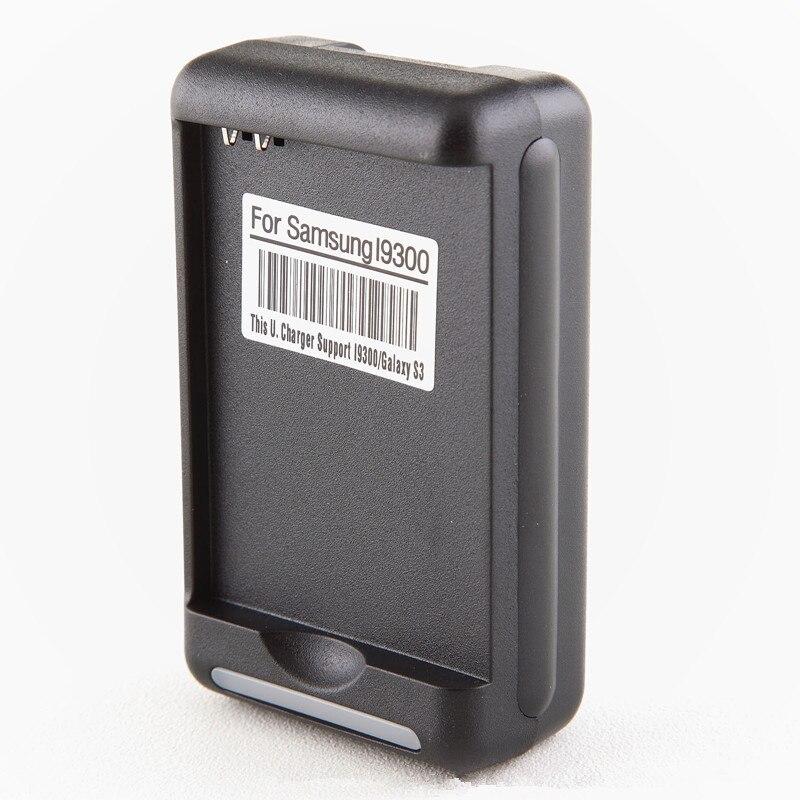 Süß GehäRtet Wand Dock Ladegerät Für Samsung Galaxy S3 I9300 I535 L710 T999 I747 Ladegeräte Zubehör Und Ersatzteile