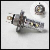 FSYLX H7 H4 H11 50 W LED ערפל הנהיגה ראש רכב האוטומטי LED ערפל הנורה מנורת אור עם מקרן עדשת H7 H4 H11 LED ערפל מנורות פנס