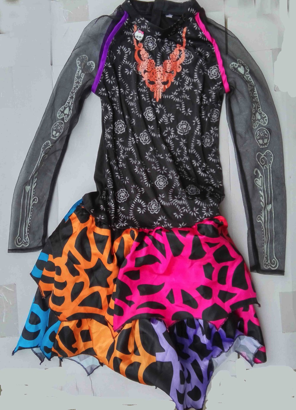 Fein Monster High Partykleid Bilder - Brautkleider Ideen - cashingy.info