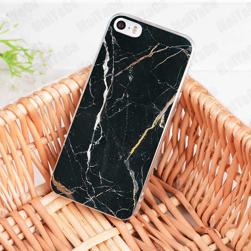 MaiYaCa мраморная металлическая линия специальное предложение Роскошный Вертикальный чехол для телефона iPhone 8 7 6 6 S Plus X 10 5 5S SE 5C XS XR XSMAX
