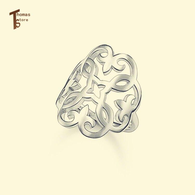 RS1210 Орна Для мужчин t кольцо Евро-американский стиль глэм и Soul хорошее украшения для Для мужчин и Для женщин 2015 Ts подарок в S925 посеребренный