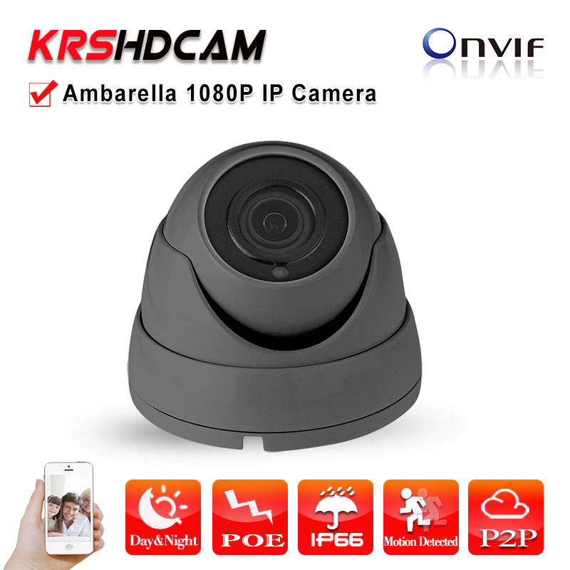 mini ip camera onvif POE 2MP 1080P room dome indoor sony imx322 H.264 24IR Securiy CCTV P2P Night Vision cameras de seguranca цена