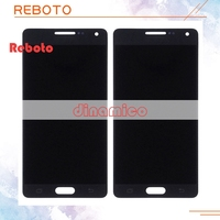 Samsung A5 Reboto Için Yeni 5.0 '' lcd lcd ekran dokunmatik ekran digitizer A500 A500F LCD dokunmatik ekran 1 adet ücretsiz kargo + araçları