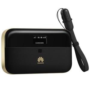 Image 4 - HUAWEI téléphone portable E5885Ls 93a cat6, WIFI PRO2, batterie 6400mah, avec un Port Ethernet RJ45 LAN, routeur E5885