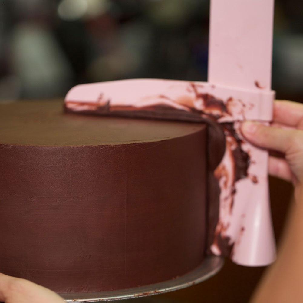Adjustable Cake Scraper Smoother | Cake Decorating ...