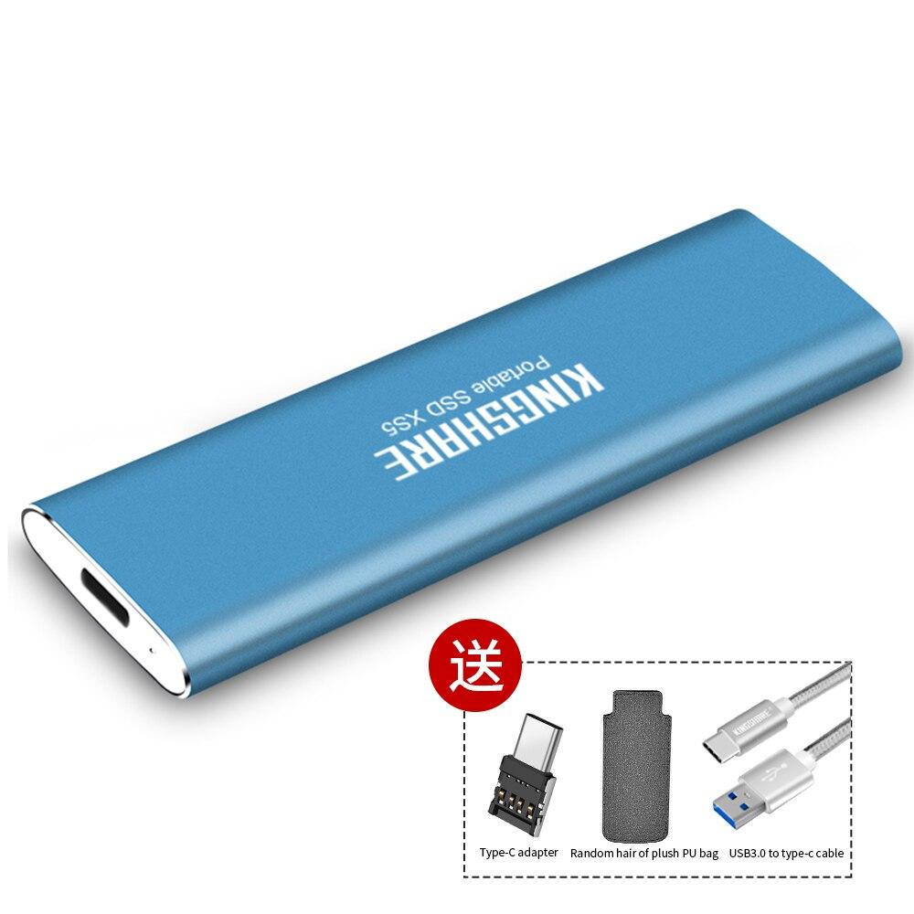 Portable SSD M.2 128 gb 256 gb 512 gb 1 tb Externe Solide State Drive HDD externo disques ssd Type -c pour À USB3.0 pour ordinateurs portables XS5