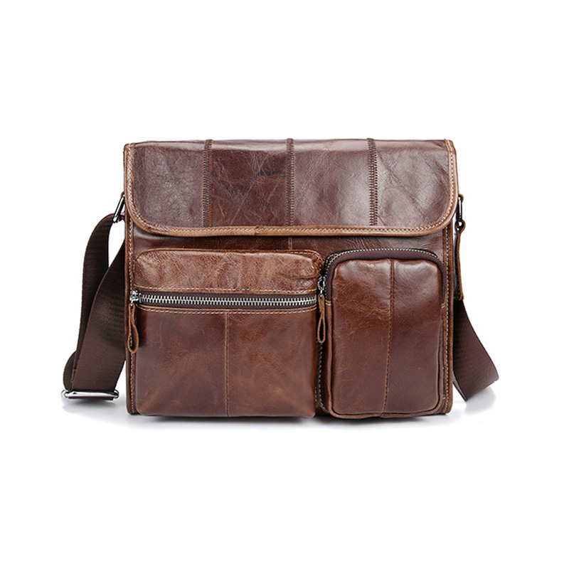 Neweekend Hot Sale Vintage Genuine Leather Men Bag Business Shoulder Bags Laptop Briefcase Casual Messenger Male Bag New BF1068 цена и фото