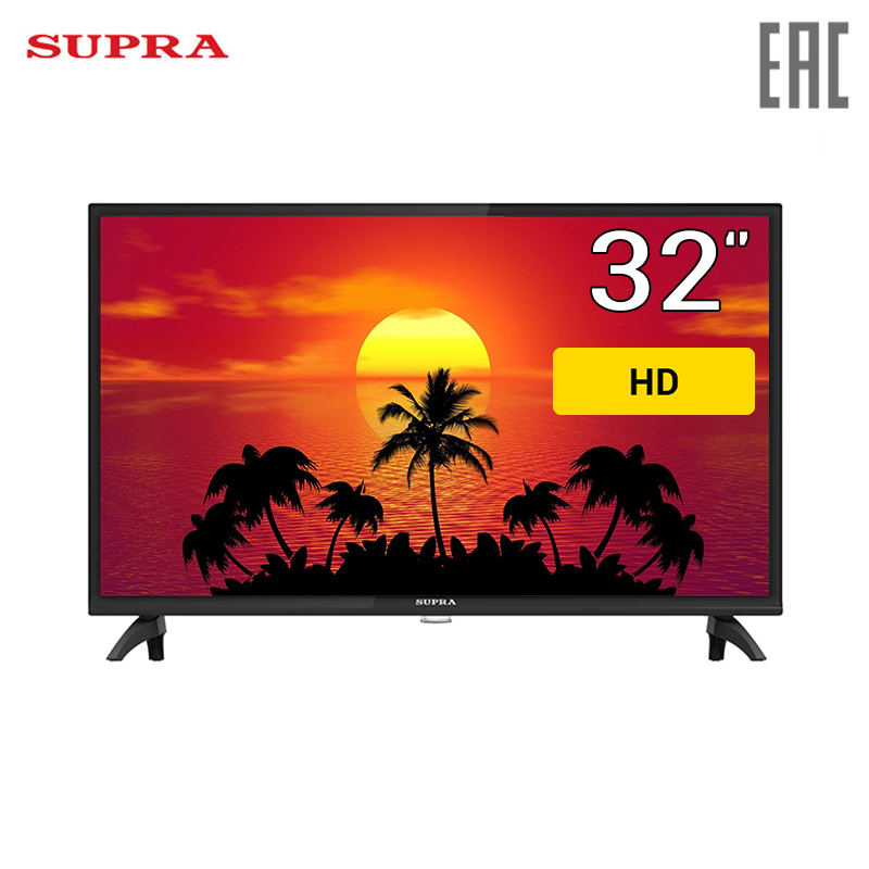 TV 32 Supra STV-LC32LT0080W HD 3239inchTV hdd плеер abox tv 4g android tv box hd