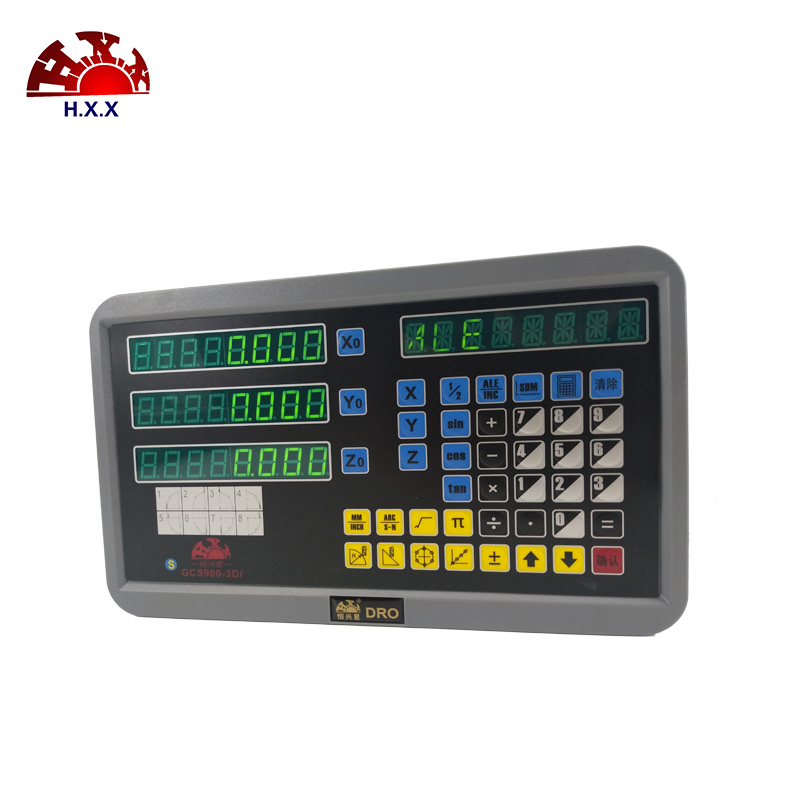 free shipping competitive price HXX DRO Set kit 3Axis digital display readout with high Accuracy 5u