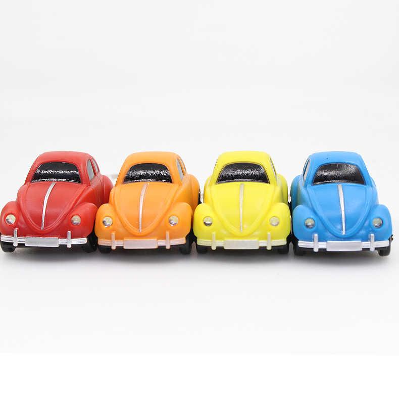 Thời trang LED mô hình mô phỏng bong bóng xe Keychain với âm thanh, Đèn Pin cổ điển xe dây móc khóa, túi xe mặt dây