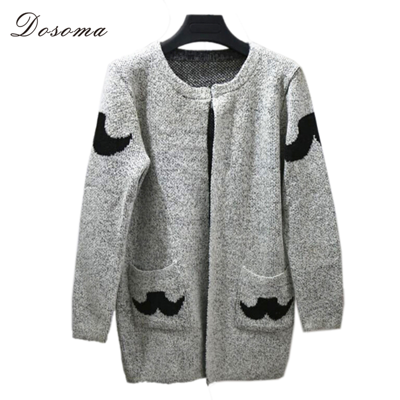 2016 New Arrivals Fashion Star Pattern Cardigans Female Sweaters Long  Sleeve Knitted Slim Women Sweater Cardigan - Popular Patterned Cardigans-Buy Cheap Patterned Cardigans Lots