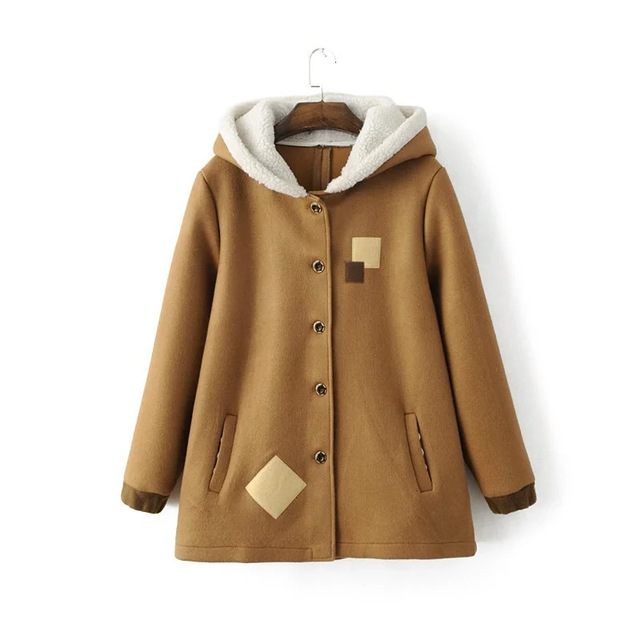 Popular Coats Brown-Buy Cheap Coats Brown lots from China Coats ...