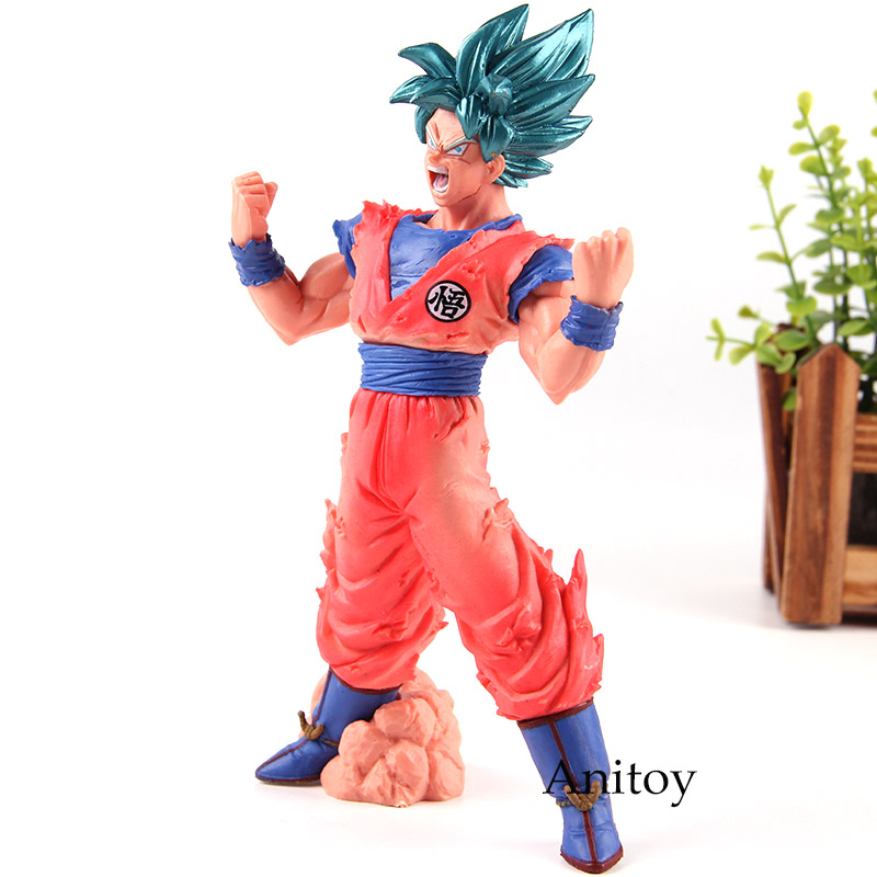 Figura Son Goku Super Saiyan Blood of Saiyans Special Banpresto DRAGON BALL Z