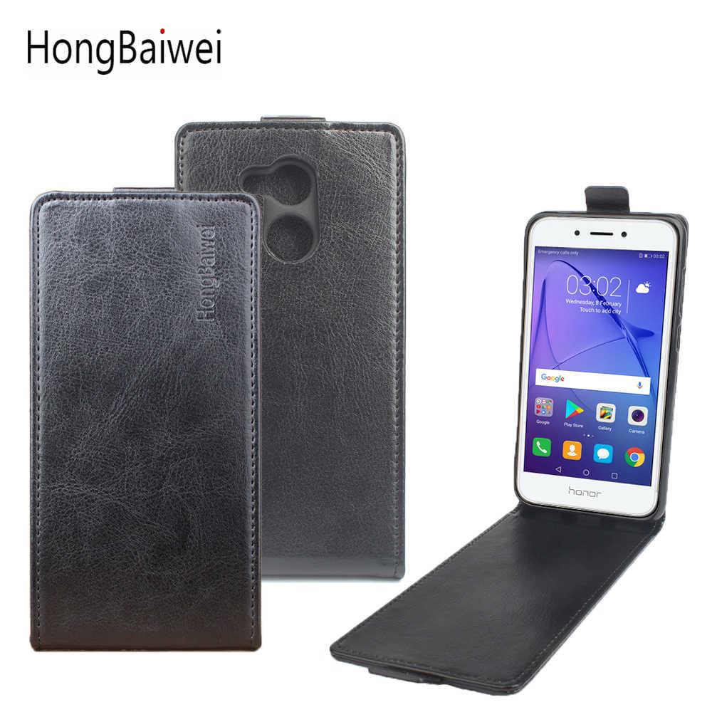 Кожаный чехол для huawei Honor 6A, откидной чехол, чехол для huawei Honor 6 A/Honor6A, чехол для телефона s, чехлы, сумки для мобильных телефонов, оболочка