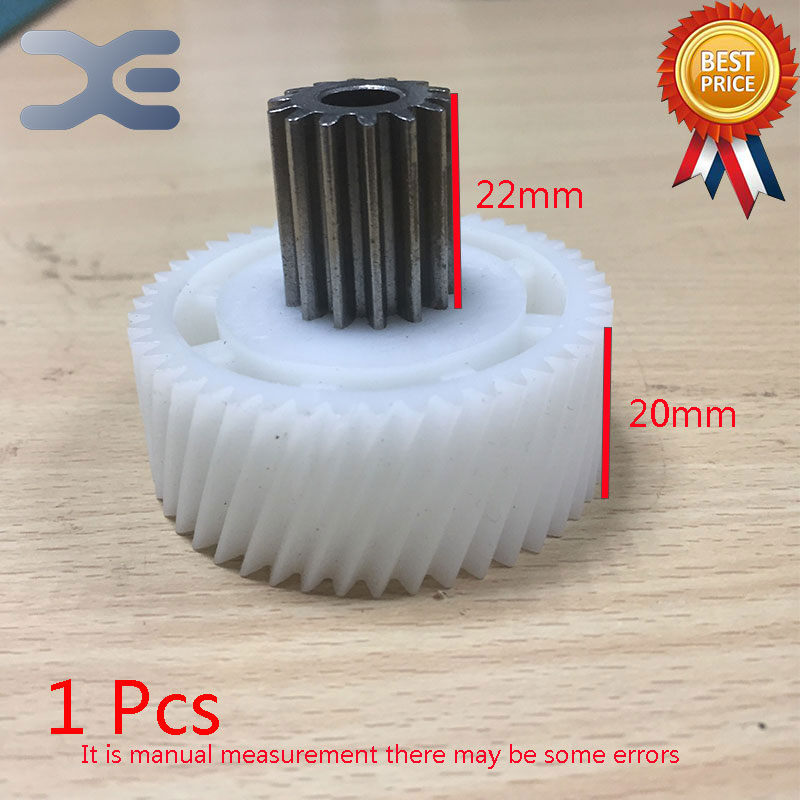 High Quality Meat Grinder Parts Gear Household Electric Meat Grinder Meat Grinder Sausage Machine Parts 5pcs meat grinder parts plastic gear fit zelmer a861203 86 1203 9999990040 420306564070 996500043314