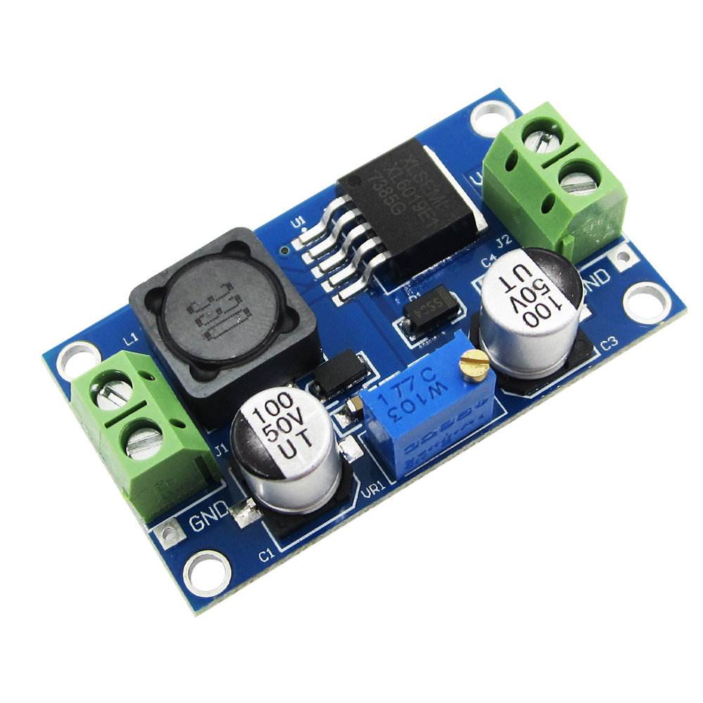 все цены на 10PCS XL6019(XL6009) DC-DC power supply module boost module step-up voltage converter Voltage regulator XL6019 adjustable output онлайн