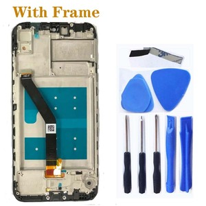 Image 5 - 6.01 Original screen For Huawei Honor honor 8A JAT L29 LCD touch screen digitizer component replace for Honor PLAY 8A display