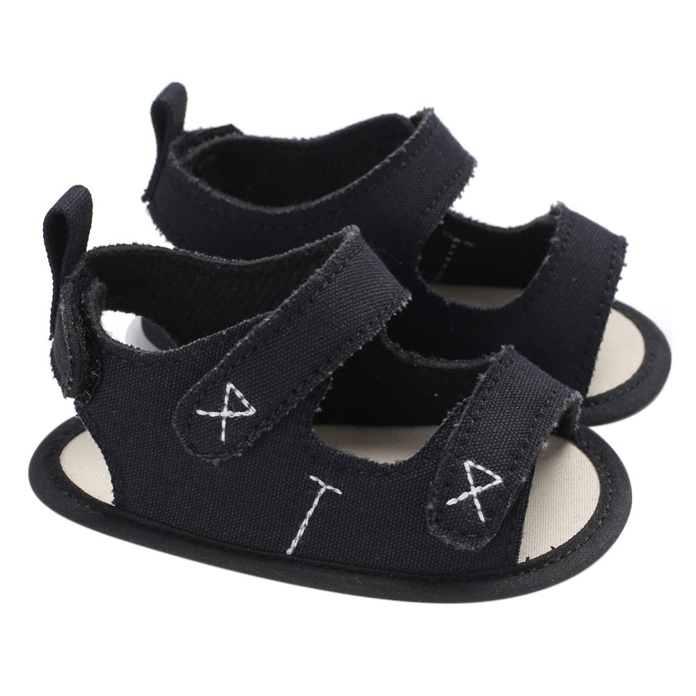 Baby Shoes Boys Girls Casual First Walkers Summer Soft Anti-Skid Hook Loop Toddler shoes for 0-18M