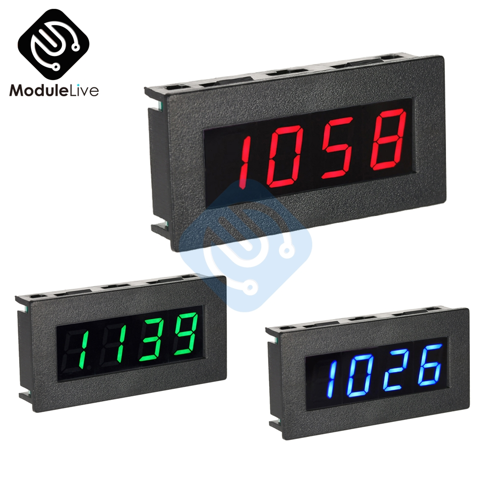 High Precision Digital Frequency Tachometer 0.56