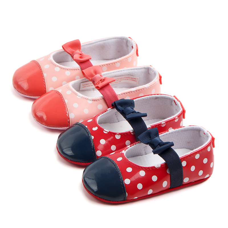2018 spring baby girls fashion princess shoes infant crib shoes