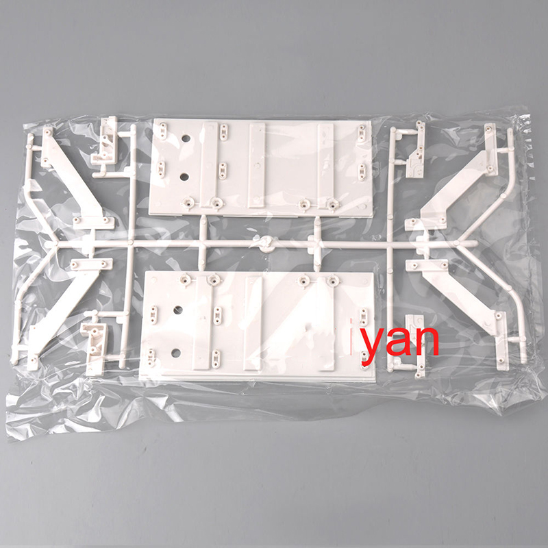1/14 Scale 20FT Metal Frame Container Suit Actros Truck trailer Tractor Tamiya Scania Model Accessory for 1:14 Metal Kit Truck